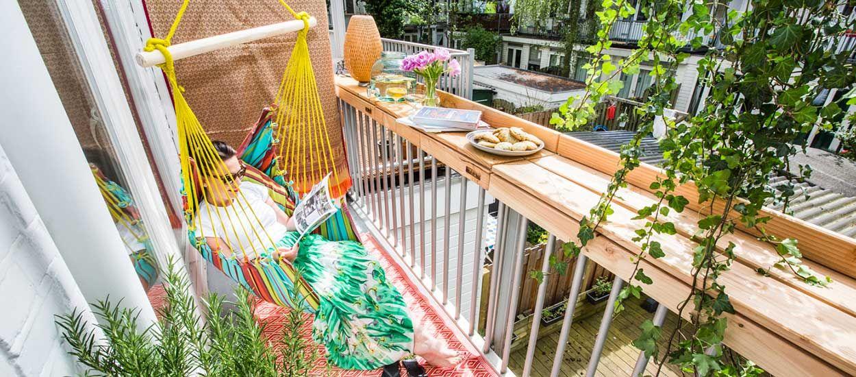 21 Idees D Amenagement Pour Le Balcon Comment Amenager Son Balcon