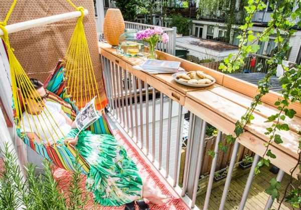 21 Idees D Amenagement Pour Le Balcon Comment Amenager Son