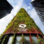 Oasia Hotel Downtown à Singapour.