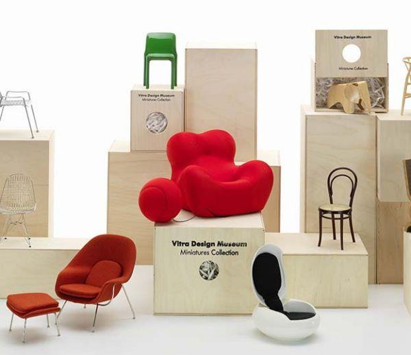 S'offrir les classiques du design... en miniature !