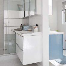 Gain de place et de temps : comment aménager une salle de bains familiale ?