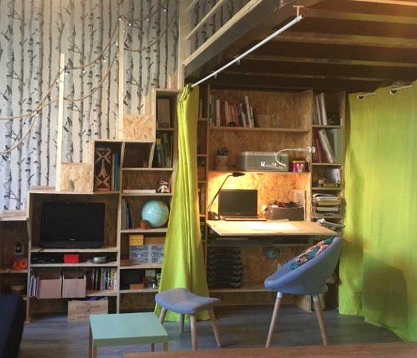 Tinyloft : cette famille vit parfaitement dans 24 m2