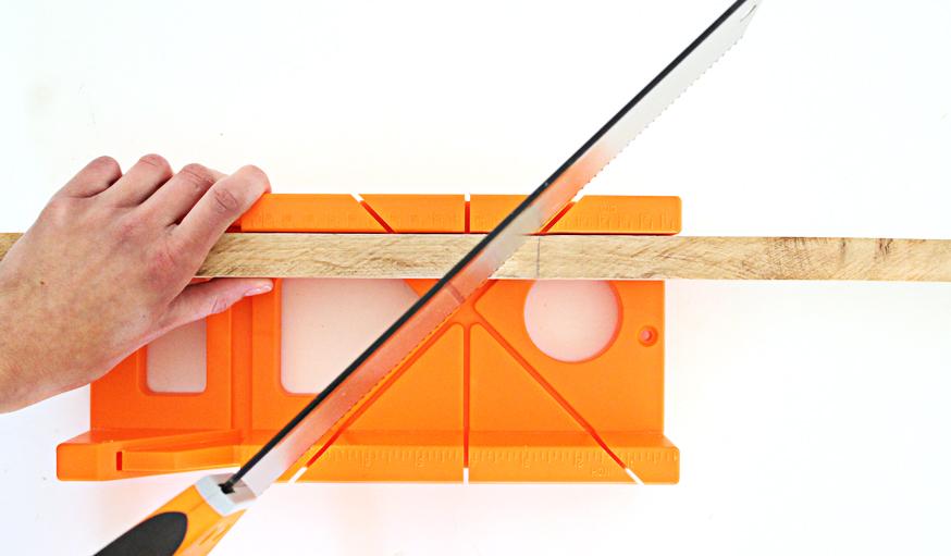 tuto fabriquez un miroir tendance avec un panier chinois. Black Bedroom Furniture Sets. Home Design Ideas