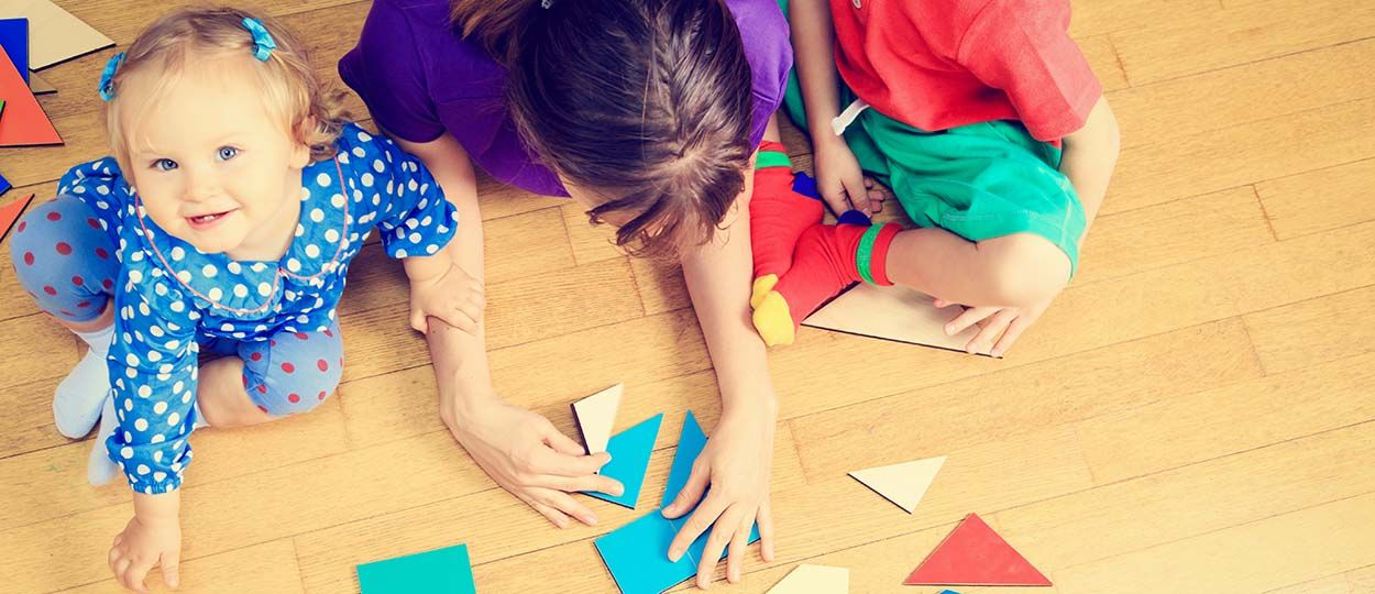 Et si on appliquait la pédagogie Montessori à la maison ?