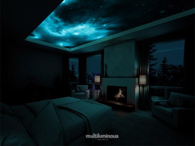 Multiluminous.
