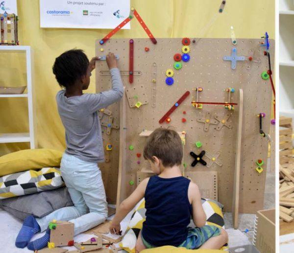 OpenFabrick : le jeu de construction récup' à fabriquer soi-même