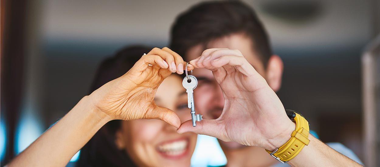 Acheter une maison, une grande preuve d'amour... plus que le mariage ?