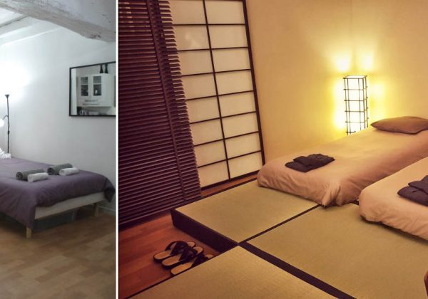Louer une chambre japonaise à Nantes : Elle a adopté le ...