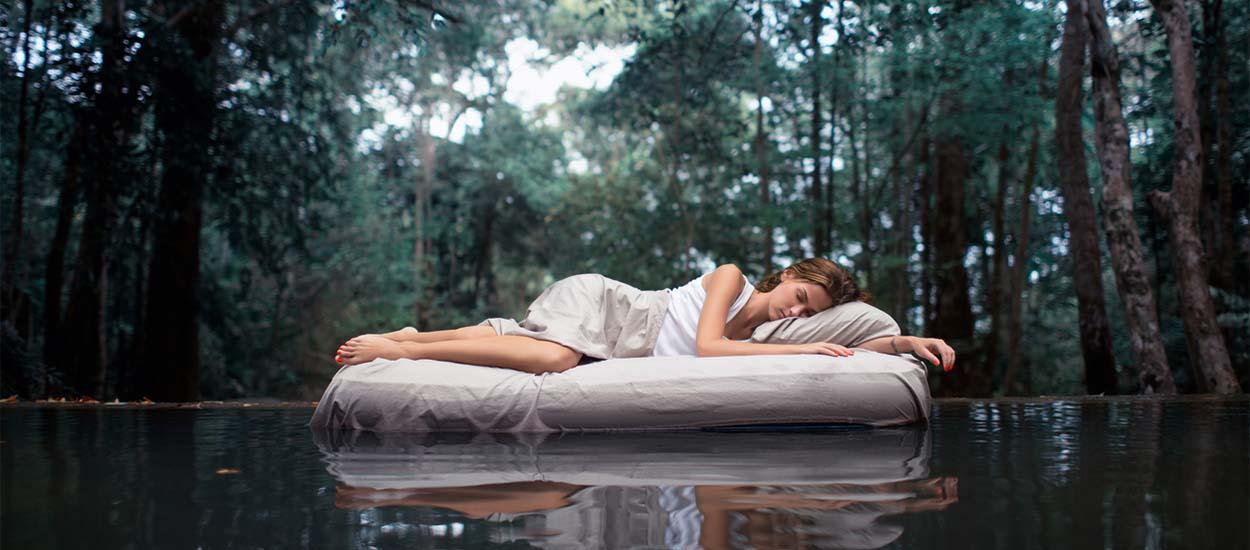 conseils canicule comment bien dormir quand il fait tr s chaud. Black Bedroom Furniture Sets. Home Design Ideas