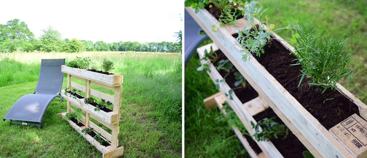 Fabriquez Une Jardini Re Verticale R Cup 39 Pour Moins De 10 Euros