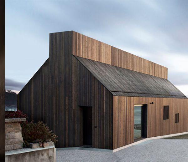 Le toit de cette maison offre une vue exceptionnelle sur le ciel