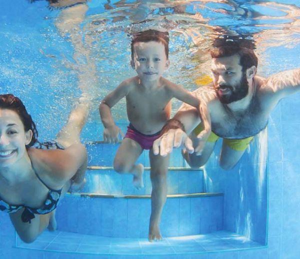 Une piscine de rêve écolo
