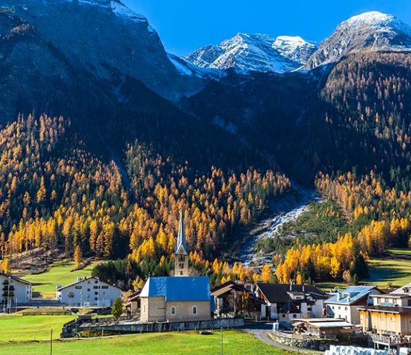 Un village suisse interdit qu'on le prenne en photo pour éviter la déprime... car il est trop beau