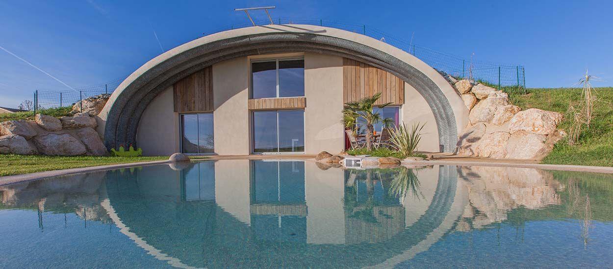 Ces habitations écolos construites en France font mieux que les maisons passives