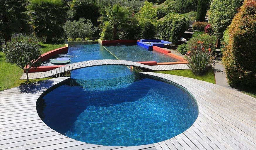 Extraordinaire 9 idées à copier sur ces piscines de rêve - Idées aménagement GT-62