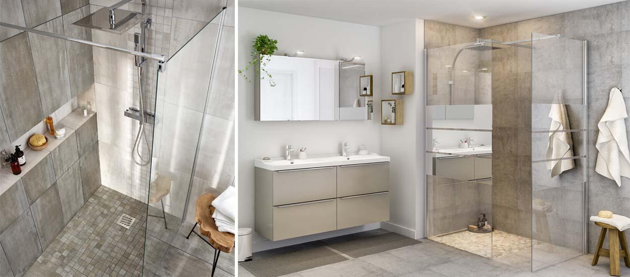 comment choisir le carrelage ou la mosa que de votre douche l italienne. Black Bedroom Furniture Sets. Home Design Ideas