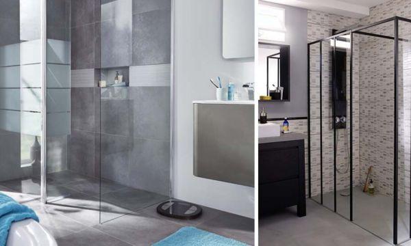 Une douche à l'italienne parfaitement étanche, mode d'emploi