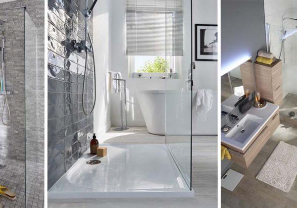 Rénover une salle de bains avec une douche à l\'italienne, mode d\'emploi