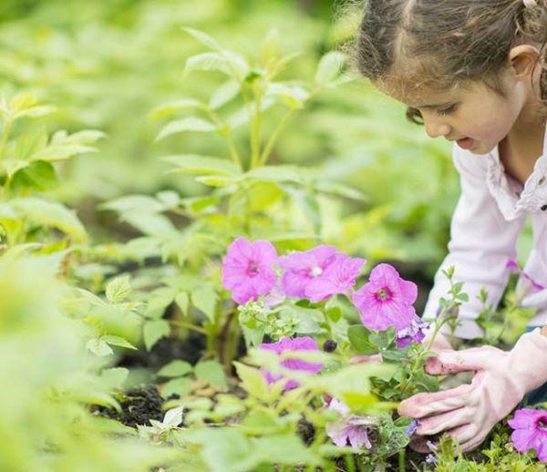 7 conseils pour créer un coin de jardin pour votre enfant