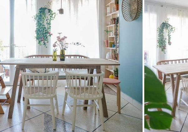 Diy Pour Fabriquer Une Table A Manger Rustique Table Pour Salle