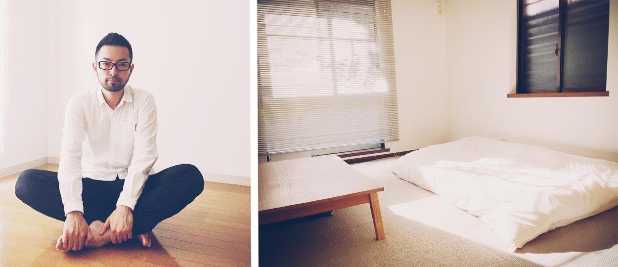 Minimalisme : ce Japonais, collectionneur compulsif, ne vit plus qu'avec 200 objets