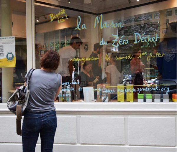 La première Maison du Zéro Déchet ouvre ses portes à Paris