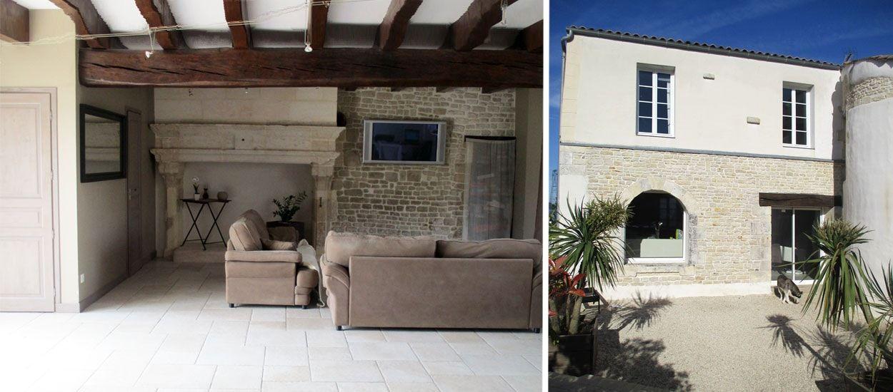 Tour de guet et murs de pierre : ils ont reconstruit une maison fortifiée du Moyen- Âge