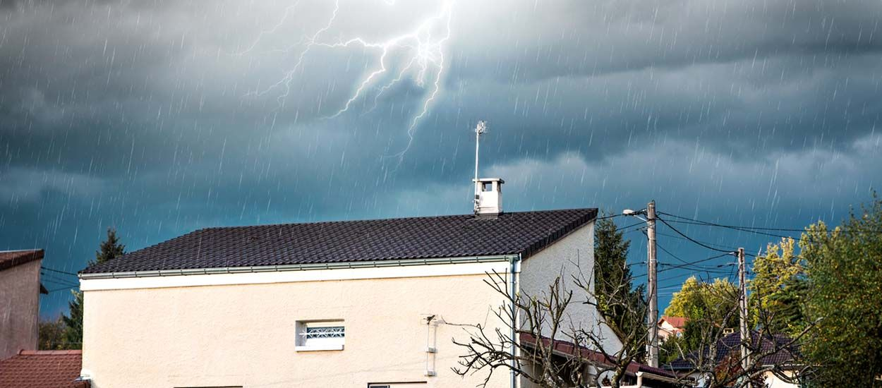 5 conseils pour protéger vos équipements électriques de l'orage