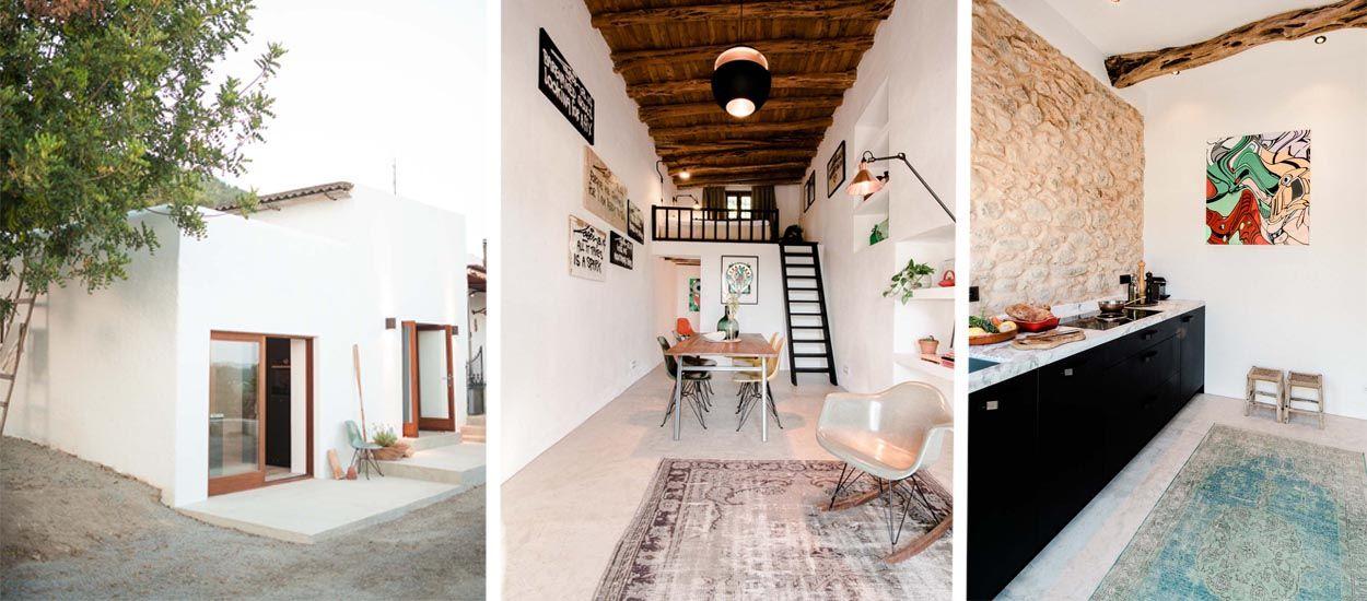 10 idées à copier dans cette superbe maison d'Ibiza
