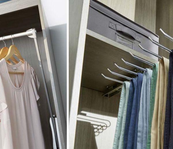 11 accessoires malins pour optimiser votre dressing