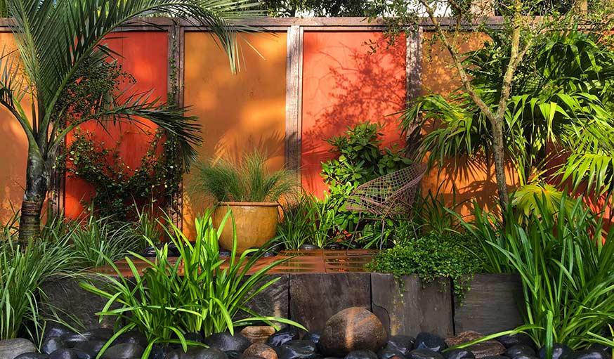 Décoration De Jardin Et Terrasse 7 Inspirations De Murs