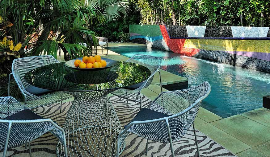Décoration de jardin et terrasse : 7 inspirations de murs ...