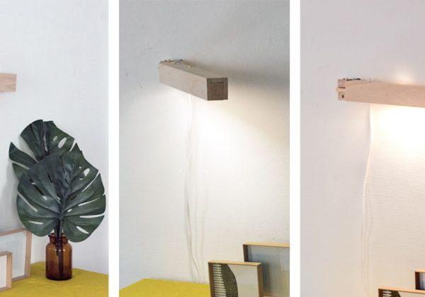 Diy Lampe De Bureau Scandinave Fabriquer Un Luminaire Articulé En Bois