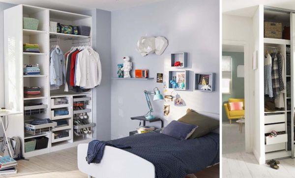 Dans quelle pièce aménager votre dressing ?