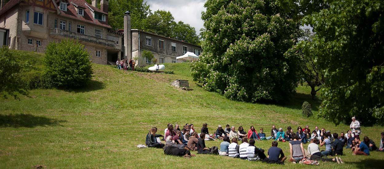 L'Hermitage : 30 hectares à 1h de Paris pour tester des solutions écolos d'avenir