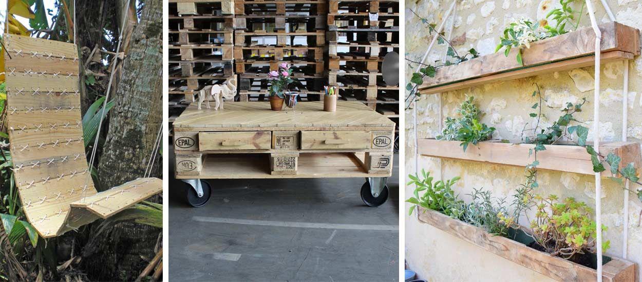 19 tutos pour fabriquer des meubles en palette trs pratiques