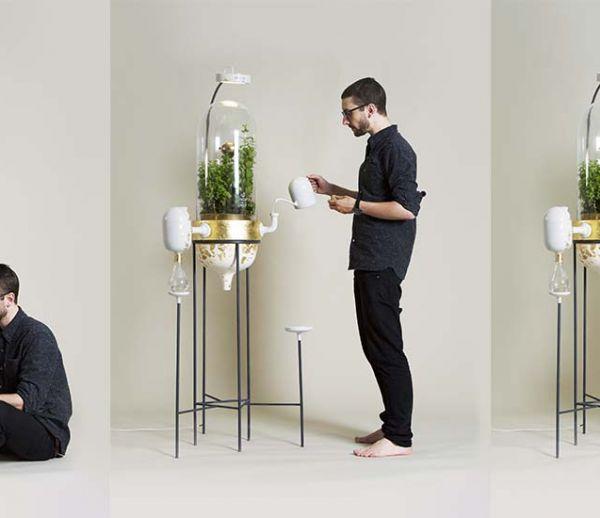 Un étonnant système de purification de l'eau pourrait bientôt voir le jour dans nos maisons