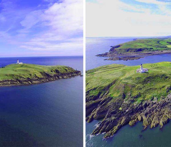 Tentation : Cette île écossaise est à vendre pour le prix d'un deux-pièces à Paris
