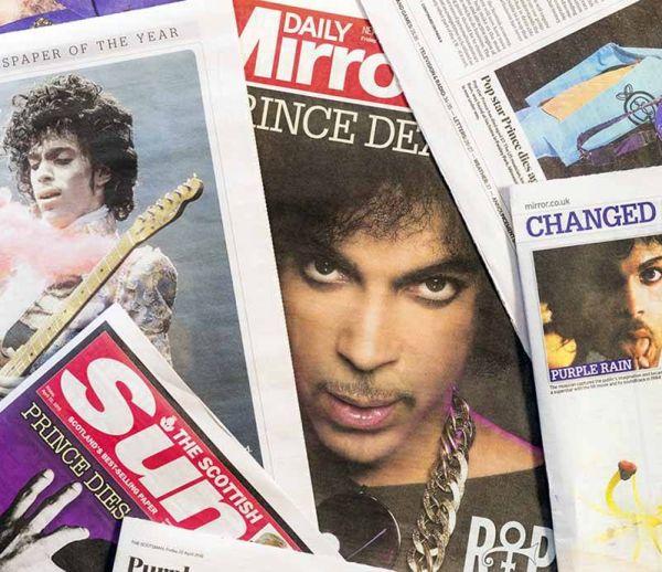 Pantone a dévoilé une nouvelle teinte de violet en hommage au chanteur Prince