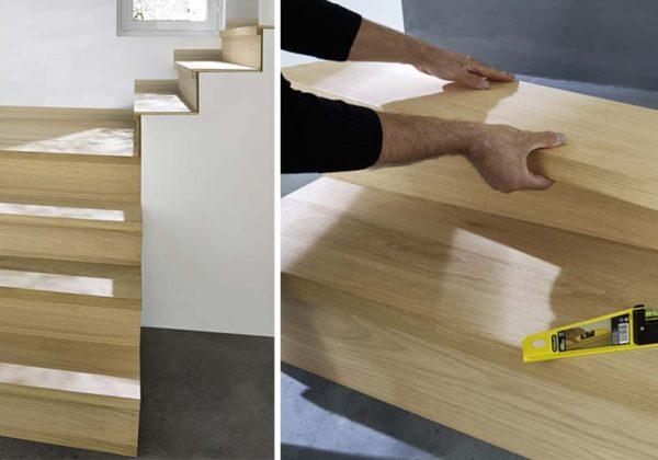 Renover Un Escalier Des Kits Pour Habiller De Bois Des