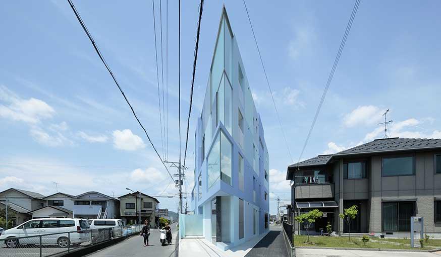 Anna Nakamura Taiyo Jinno (Eastern Design Office) - On The Corner (2011).