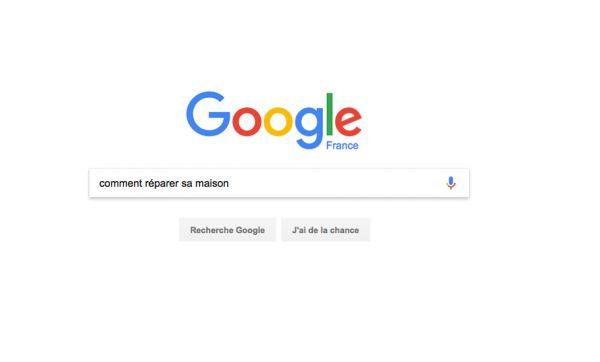 Google, dis moi comment tout réparer à la maison ! Voici le top des recherches, pays par pays