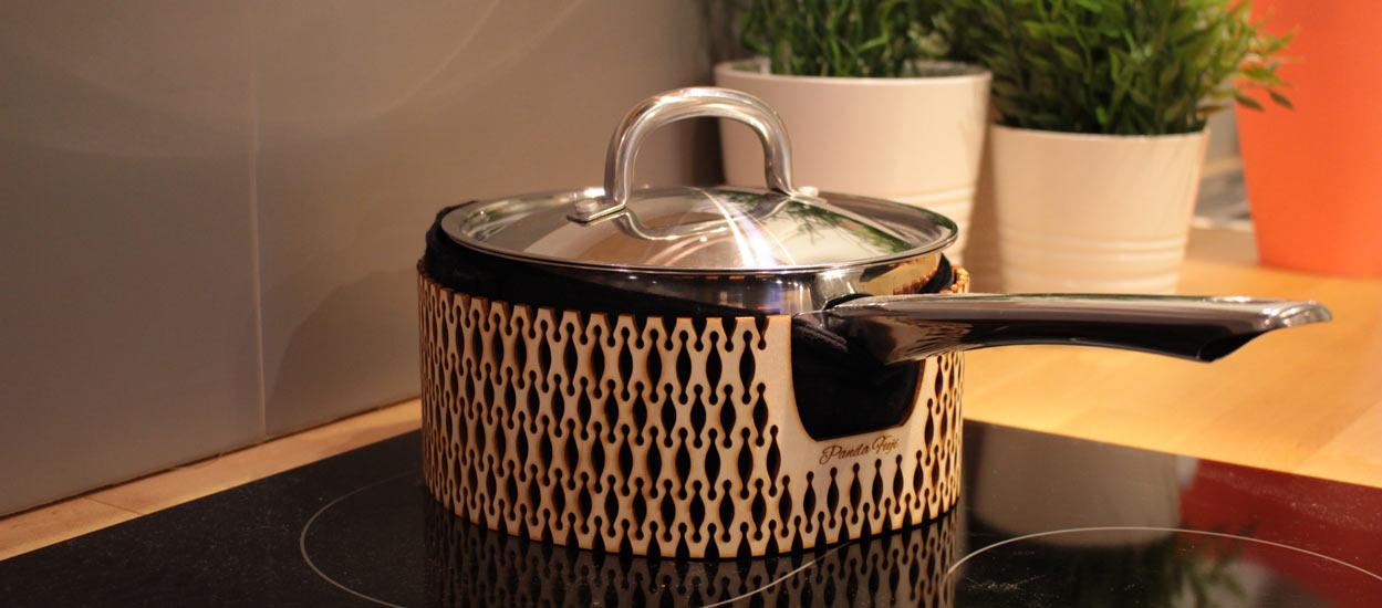 Cet accessoire pour casserole pourrait faire fermer une centrale nucléaire