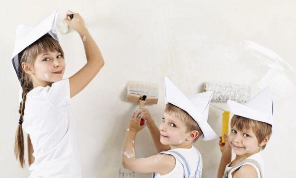 Et si vous laissiez vos enfants choisir la déco de leur chambre ?