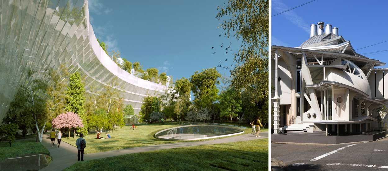 À voir ! 70 ans d'architecture japonaise exposés au Centre Pompidou de Metz