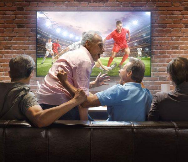 Cette start-up vous propose d'aller regarder le foot chez vos voisins