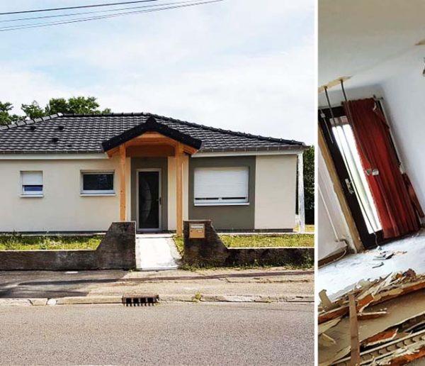 Ils ont transformé la maison de leur grand-mère pour accueillir toute leur petite famille