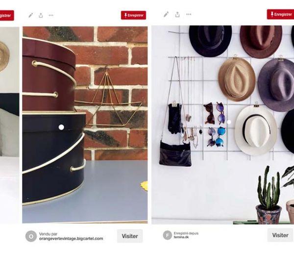 8 idées pour faire des couvre-chefs et boites à chapeau votre nouvel atout déco