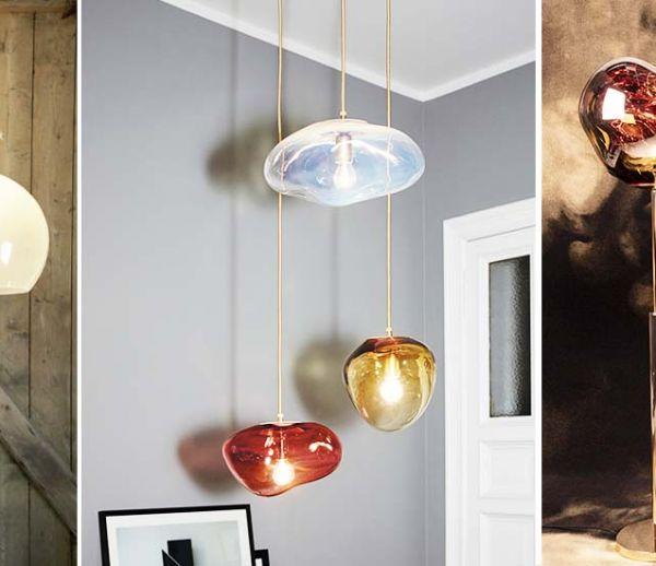 Tendance déco : suspendez des lampes bulles chez vous !