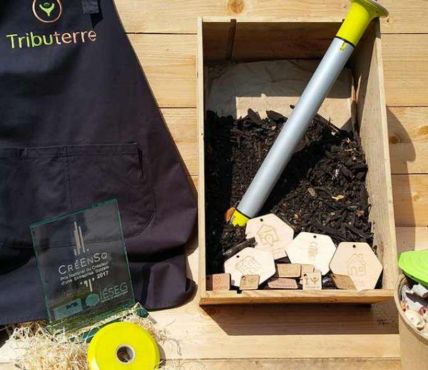 Zéro déchet : Cette sonde connectée vous guide pas à pas pour réaliser votre compost
